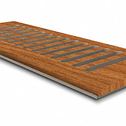 TRQ Butterscotch Oak 4x10 DI Grill