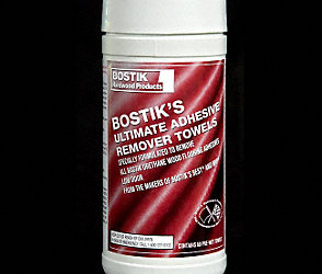 Bostik Ultimate Remover Towels