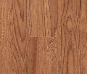 10mm+pad Crystal Springs Hickory Laminate