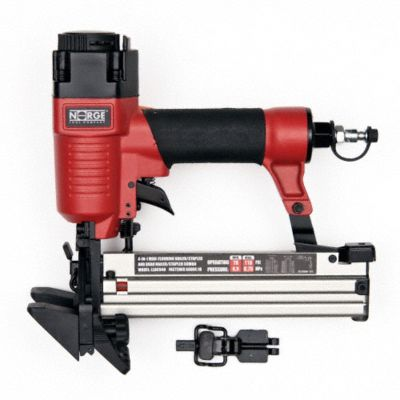 4-in-1 18G Air Nailer/Stapler