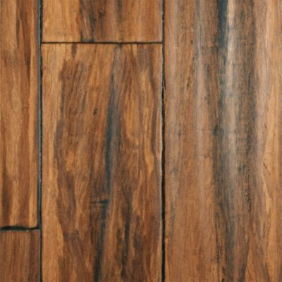 3 8 X 5 1 Engineered Antique Distressed Bamboo