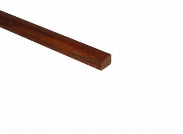 1/2 x 3/4 x 78 Matte Braz Cherry Shoe Molding, Lumber Liquidators Sale $2.75 SKU: 10035299 :