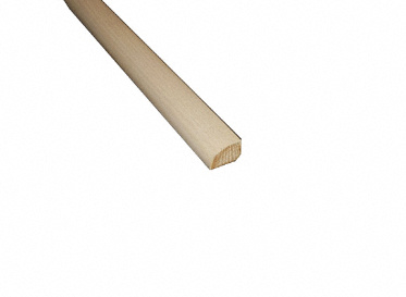 1/2x3/4x78 Carriage House Wht Ash Shoe Molding, Lumber Liquidators Sale $1.99 SKU: 10038877 :