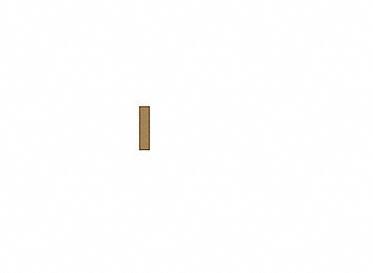 3/4 x 7-1/2 x 48 Walnut Hickory Riser, Lumber Liquidators Sale $69.99 SKU: 10039890 :