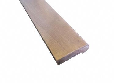 3/4 x 3-1/8 x 78 Pebble Island Birch Stair Nose, Lumber Liquidators Sale $11.99 SKU: 10041310 :