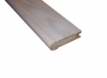 3/4x3-1/8x78 Carriage House Wht Ash Stair Nose, Lumber Liquidators Sale $7.99 SKU: 10038878 :