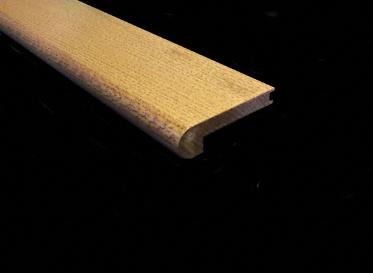 3/8 x 2-3/4 x 78 Gunstock Oak Stair Nose, Lumber Liquidators Sale $7.99 SKU: 10040289 :