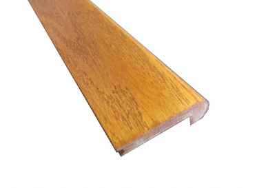 3/8 x 2-3/4 x 78 Gunstock Oak Stair Nose, Lumber Liquidators Sale $8.99 SKU: 10041223 :
