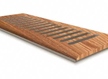 4 x 10 Hot Springs Hickory Floor Vent Cover/Register/Drop In Grill, Lumber Liquidators Sale $12.45 SKU: 10044239 :