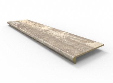 48 Bull Barn Oak Laminate Retro Fit Tread, Lumber Liquidators Sale $49.95 SKU: 10041263 :