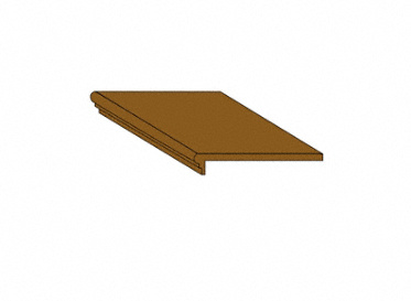 5/8 x 12 x 48 Natural Strand Bamboo Tread, Lumber Liquidators Sale $69.99 SKU: 10029463 :