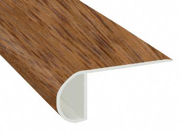 7.5´ Brazilian Cherry Waterproof Low Profile Stair Nose, Lumber Liquidators Sale $4.93 SKU: 10043550 :