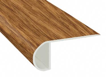 7.5´ Brazilian Cherry Waterproof Low Profile Stair Nose, Lumber Liquidators Sale $4.93 SKU: 10043616 :