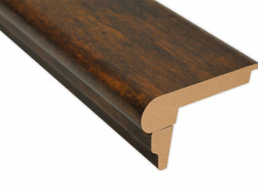 7.5´ Buffalo Springs Chestnut Flush Stair Nose, Lumber Liquidators Sale $4.84 SKU: 10039666 :