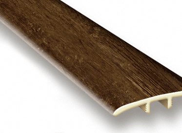 7.5´ Clear Lake Chestnut Waterproof T-Molding, Lumber Liquidators