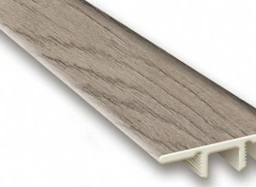 7.5´ Driftwood Hickory Waterproof End Cap, Lumber Liquidators Sale $4.45 SKU: 10042903 :