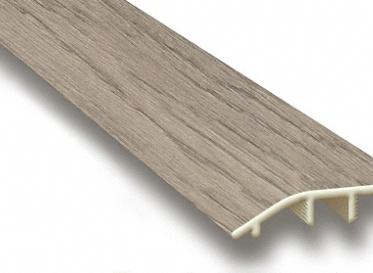 7.5´ Driftwood Hickory Waterproof Reducer, Lumber Liquidators Sale $4.45 SKU: 10042900 :