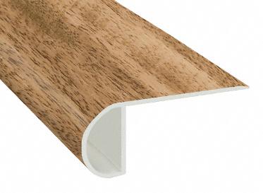 7.5´ Golden Acacia Waterproof Low Profile Stair Nose, Lumber Liquidators Sale $4.93 SKU: 10043601 :