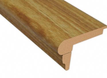 7.5´ Madison River Elm Flush Stair Nose, Lumber Liquidators Sale $4.85 SKU: 10040924 :