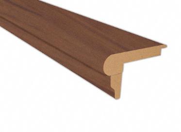 7.5´ Smoked Cherry Flush Stair Nose, Lumber Liquidators Sale $4.84 SKU: 10042323 :