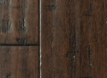 Bamboo Flooring Cafe Noir Strand Distressed Extra Wide Plank Engineered Bamboo Flooring - Lifetime Warranty, $3.49/sqft, Lumber Liquidators Sale $3.49 SKU: 10042984 :