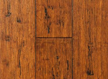 Bamboo Flooring Coppermine Strand Distressed Click Engineered Bamboo Flooring - 30 Year Warranty, $2.24/sqft, Lumber Liquidators Sale $2.24 SKU: 10040996 :