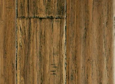 Bamboo Flooring Honey Strand Distressed Wide Plank Click Solid Bamboo Flooring - 1/2 in. thick, $2.89/sqft, Lumber Liquidators Sale $2.89 SKU: 10033624 :