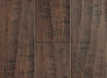 Bamboo Flooring Jefferson County Distressed Wide Plank Click Engineered Bamboo Flooring - 50 Year Warranty, $2.74/sqft, Lumber Liquidators Sale $2.74 SKU: 10041027 :