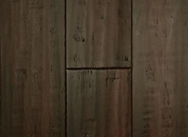 Bamboo Flooring Vintage Java Strand Distressed Wide Plank Solid Bamboo Flooring - 9/16 in. thick, $3.74/sqft, Lumber Liquidators Sale $3.74 SKU: 10040763 :