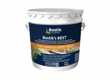 Bostik 5 Gallon Bostik´s Best Adhesive, Lumber Liquidators