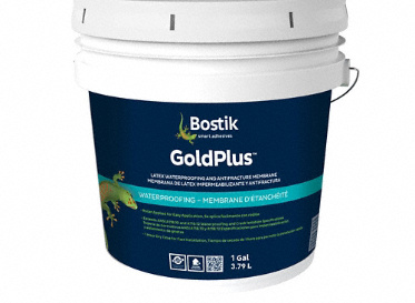 Bostik GoldPlus Waterproofing and Antifracture Membrane, Lumber Liquidators Sale $47.99 SKU: 10031140 :