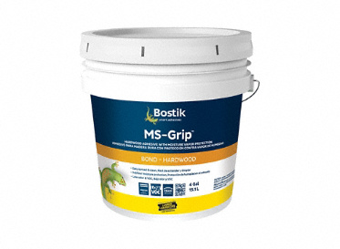 Bostik MS Grip 4 gallons, Lumber Liquidators