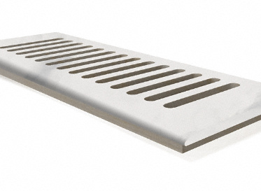 CLX Roman Marble 4x10 DI Grill, Lumber Liquidators Sale $24.99 SKU: 10046801 :