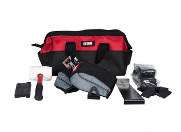 Click Floor Installation Kit with Tool Bag, Lumber Liquidators, Flooring Tools