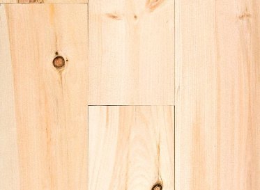 Clover Lea New England White Pine Unfinished Solid Hardwood Flooring, 3/4 x 5-1/8, $1.69/sqft, Lumber Liquidators