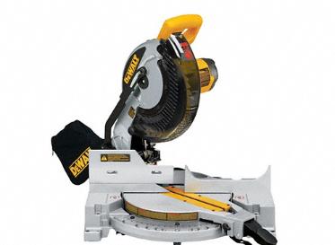 DEWALT DW713 10 Compound Miter Saw, Lumber Liquidators, Flooring Tools Sale $219.95 SKU: 10043047 :