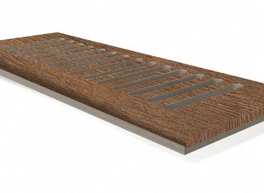 DH CR Chestnut 4x12 DI Grill, Lumber Liquidators Sale $24.99 SKU: 10046774 :
