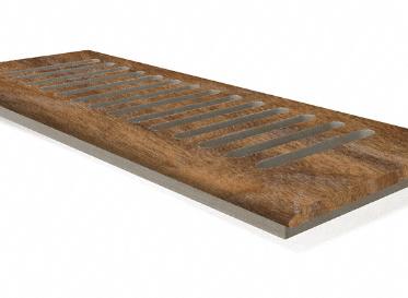 DH Nat Hackberry 4x12 DI Grill, Lumber Liquidators Sale $24.99 SKU: 10046780 :