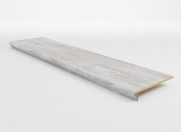 DH RF Dunes Bay Driftwood 48 Tread, Lumber Liquidators Sale $49.99 SKU: 10046812 :