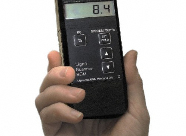 Ligno-Scanner SDM Moisture Meter, Lumber Liquidators, Flooring Tools