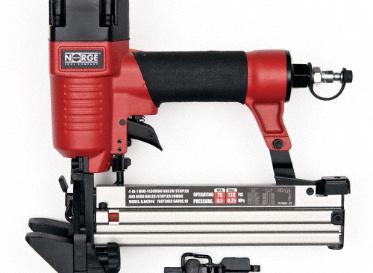 Norge 4-in-1 18G Air Nailer/Stapler, Lumber Liquidators, Flooring Tools