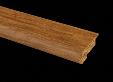 Prefinished Strand Carbonized Bamboo Stair Nose, Lumber Liquidators Sale $10.99 SKU: 10025099 :