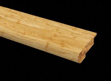 Prefinished Strand Natural Bamboo Stair Nose, Lumber Liquidators Sale $10.99 SKU: 10025121 :