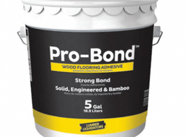 Pro Bond Adhesive - 5 Gallon, Lumber Liquidators