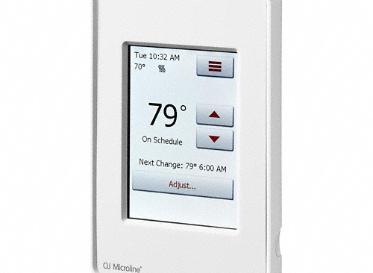 QuietWarmth Wifi Smart Touch Thermostat, Lumber Liquidators Sale $285.00 SKU: 10041360 :