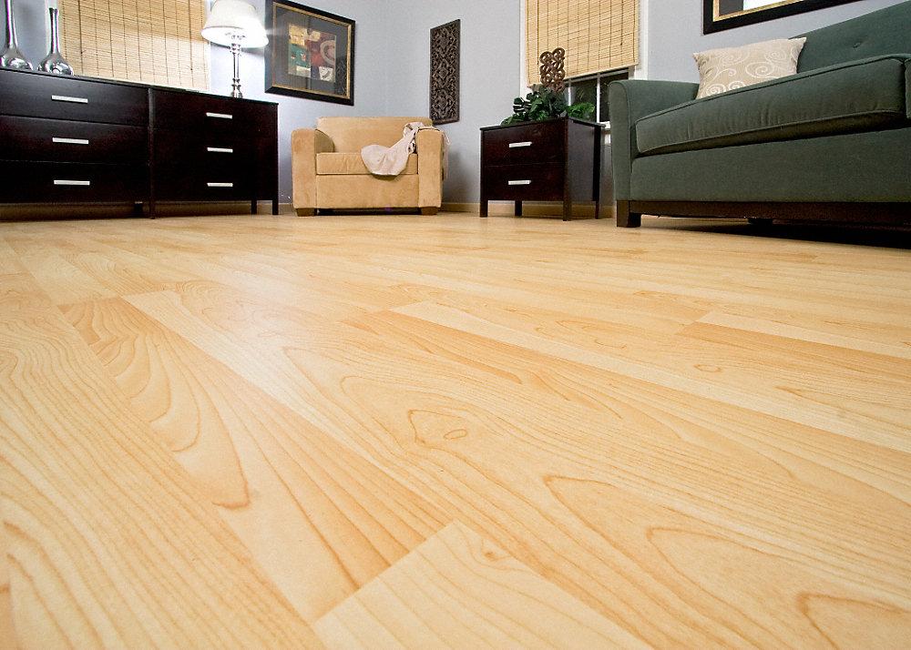 6mm swedish maple laminate dream home utopia lumber for 6mm laminate flooring