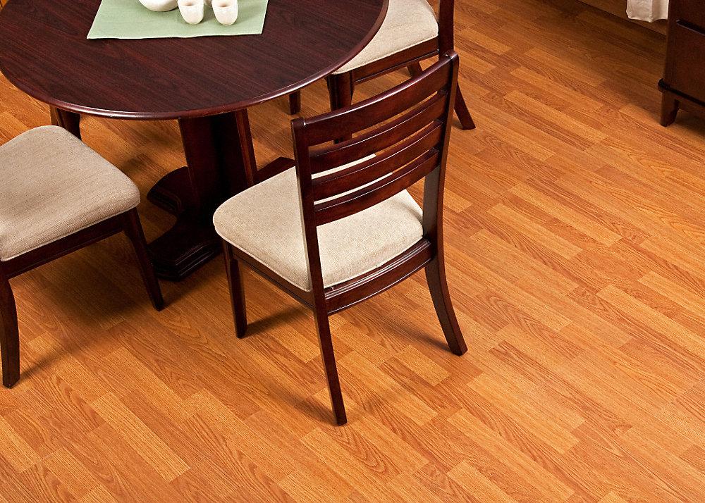 8mm pad french oak laminate dream home nirvana for Nirvana plus laminate flooring installation