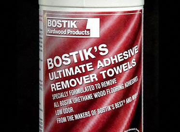 Bostik Ultimate Remover Towels