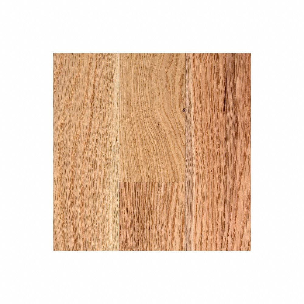 1 2 x 5 natural red oak engineered bellawood for Bellawood natural red oak