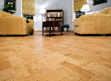 Lisbon Cork 1st 10 mmx193mm Clear Finish Engineered